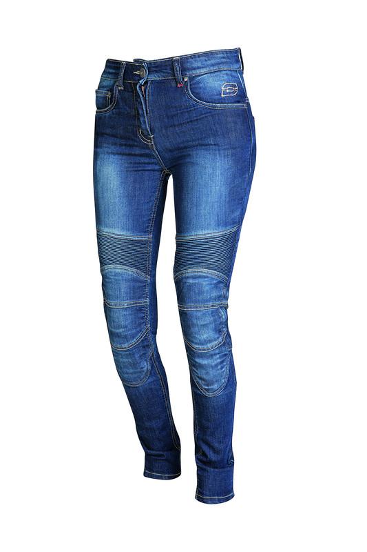 jeansy motocyklowe Ozone damskie